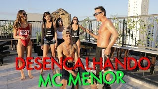 DESENCALHANDO MC MENOR MR | #HottelMAzzafera