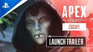 Apex Legends - Escape Launch Trailer | PS4