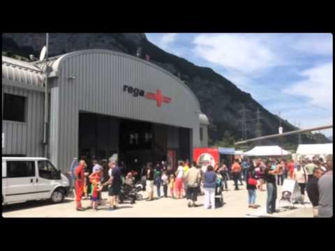 Open Day Rega Base Erstfeld