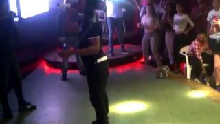 Wilo de new A Coruña 2013 -así se baila la chapa!!