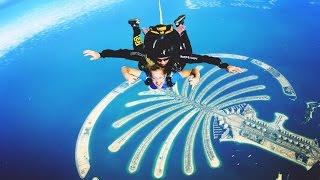 Skydive Dubai 2015