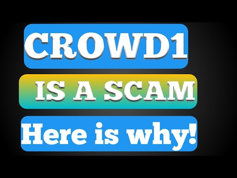 Crowd1 Scam Review   A Clear Proof