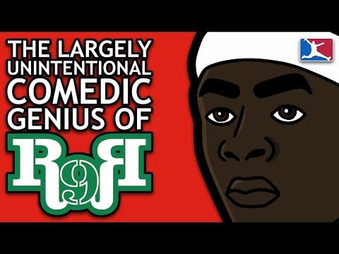 10 Examples of RAJON RONDO'S Largely Unintentional COMEDIC GENIUS