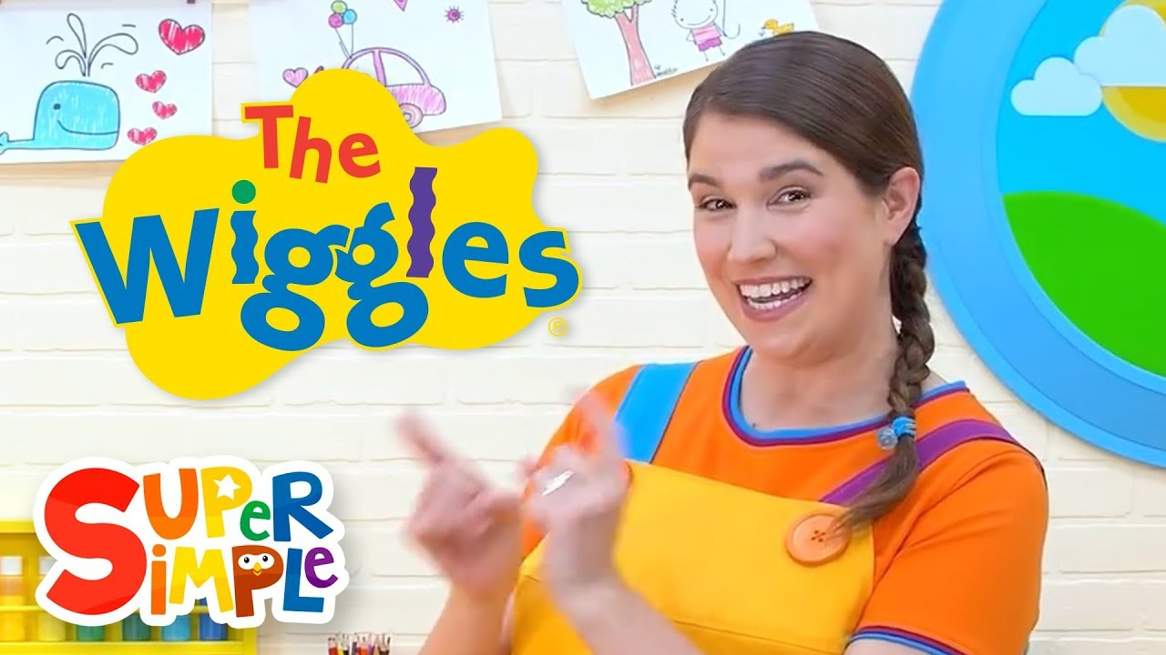 Caitie Sings Your Favorite Wiggles Songs Live!   Caities Classroom