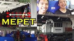 Trip by Train - Short Trip Naik Kereta Api Lokal Bandung Raya ke Padalarang