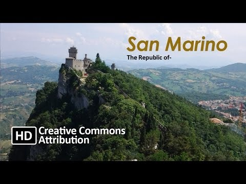 San Marino: Creative Commons Attribution