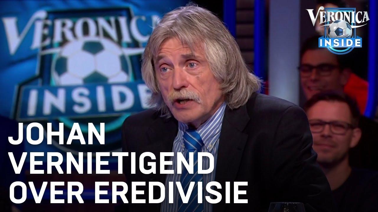 'De Eredivisie lijkt op gehandicaptenvoetbal'   VERONICA INSIDE