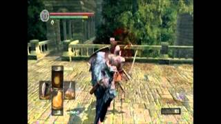 Dark Souls Beginners Guide part 24: Divine Weapons