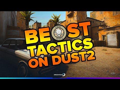 Best Tactics On Dust2 | CSGO | 12+