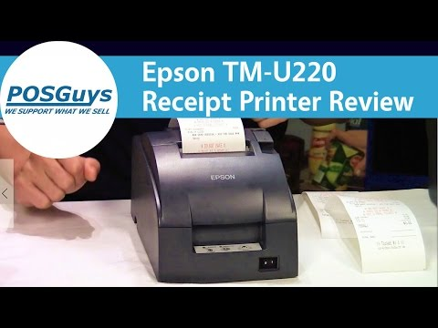 Configurar Impresora Ticketera Doovi