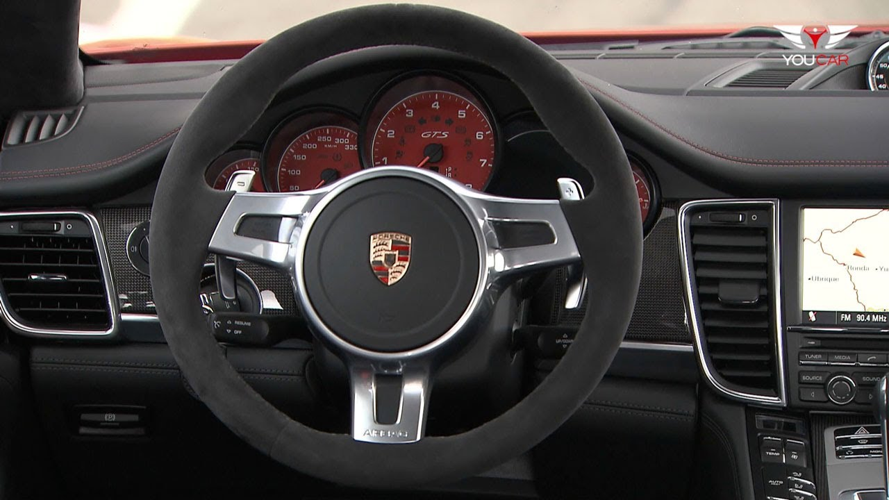 2013 Panamera Gts Interior Youtube