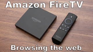 Video Amazon Fire TV (Internet Browsing & Streaming Live TV & Wireless Keyboard) download MP3, 3GP, MP4, WEBM, AVI, FLV September 2017