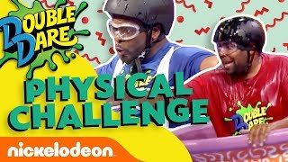 Kenan & Kel Take the Physical Challenge on Double Dare | Nick