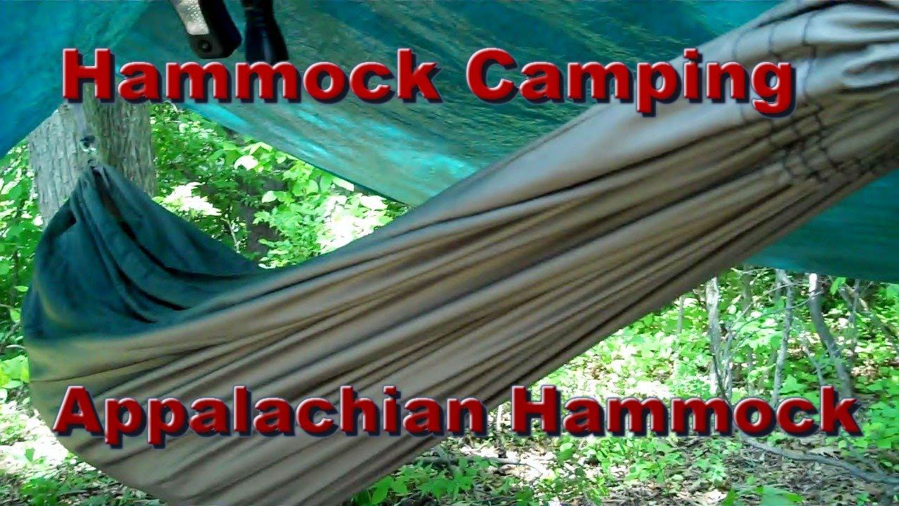 hammock camping in the appalachian hammock hammock camping in the appalachian hammock   youtube  rh   youtube