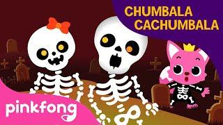 Chumbala Cachumbala Dance | Halloween Songs | Pinkfong Halloween | Pinkfong Songs for Children