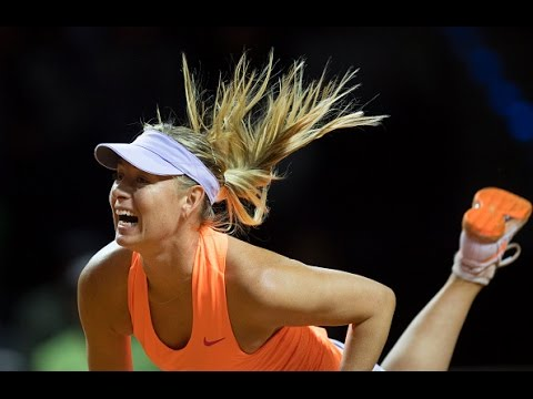 2017 Porsche Tennis Grand Prix Second Round | Maria Sharapova vs Ekaterina Makarova | WTA Highlights