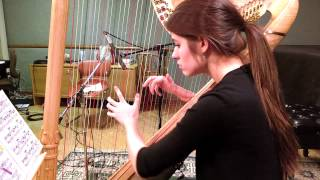 Watching the Wheat (Hannah Piston, harp)