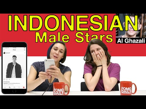 Like, DM, Unfollow: Indonesian Male Stars