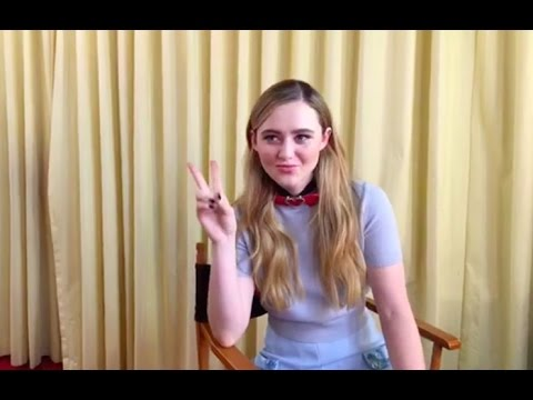 Facebook Live with 'Big Little Lies' star Kathryn Newton