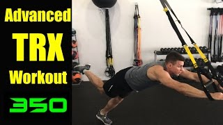 Advanced TRX Total Body Workout
