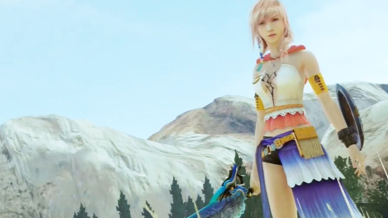 Lightning Returns: Final Fantasy XIII - Unlocking FFX-2 Yuna Outfit ...