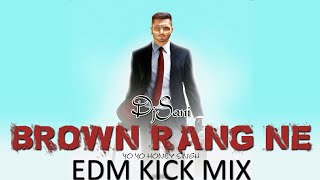 Yo Yo Special Dj Mix | Brown Rang Ne EDM Style | Remix By(Djsani)Mp3 And Flp Project Free Download
