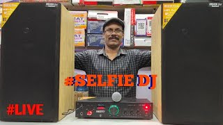 BHARAT ELECTRONICS BEST DJ SYSTEM SELFIE DJ ₹5000 LIVE DJ DJ MIXER DIWALI DHAMAKA 300 WATT AMPLIFIER
