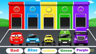 Play With Colors - Learn How To Recognize Colors - Educational Prechool Games
