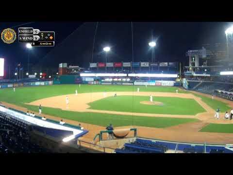 2019 American Legion Baseball - SR. - Enfield Vs. South Windsor
