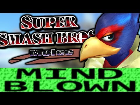 How Super Smash Bros Melee is Mind Blowing!