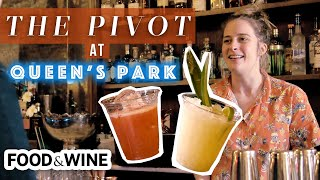 How This Closed Cocktail Bar Is Making Money During Quarantine | The Pivot