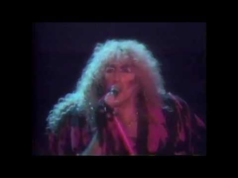 Twisted Sister The Beast un-edited intro Dee Snider at his best