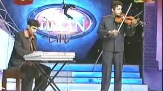 Suranga Rajapaksha & Samindu Gunasekara - Violin & Guitar Classic At Sri Lankan Life