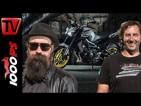 1000PS News | Swiss-Moto 2017 | Yamaha MT-Tour 2017