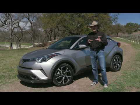 2018 Toyota C-HR – A small crossover that hides a race engineer! TECH REVIEW (1 of 2}