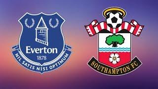 Everton vs Southampton - Highlights & All Goals - Premier League 2018/19 - Gameplay