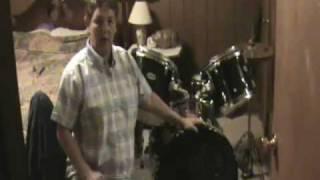 Pulse 5 Piece Drum Kit Tour