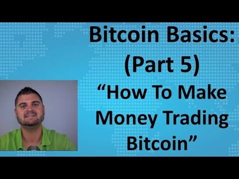 Bitcoin Basics (Part 5) -