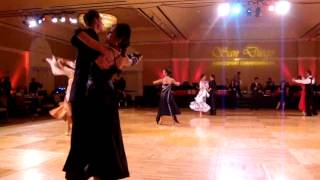 Katherine and Jerico at San Diego, CA 2008 Ballroom Dance Competition