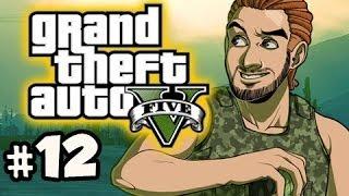 DUMP TRUCK CHAOS - Grand Theft Auto 5 ONLINE w/ Nova, Kevin & Immortal Ep.12