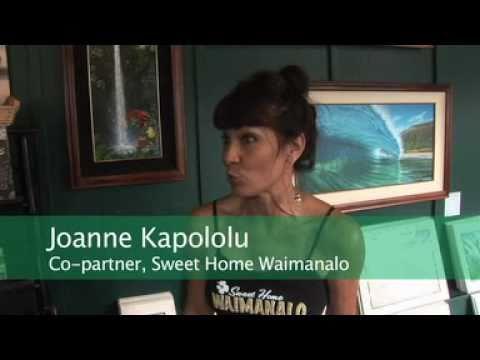 Sweet Home Waimanalo Cafe Youtube
