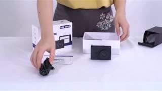 Azdome M10 - розпакування, демонстрація можливостей і зразок відео.