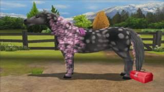 Pony Friends 2 , die ersten 10 Minuten , Wii , 2/2
