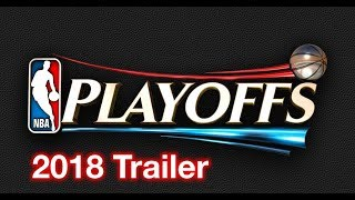 2018 nba playoffs trailer