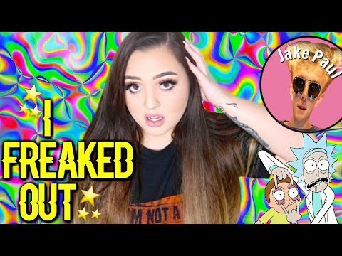 MY SCARIEST ACID TRIP EXPERIENCE AT A FESTIVAL | STORYTIME