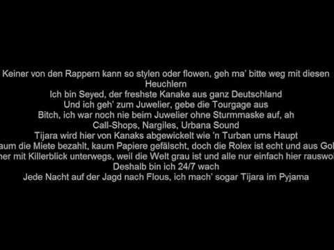 Seyed feat  Kollegah   MP5  (Lyrics)