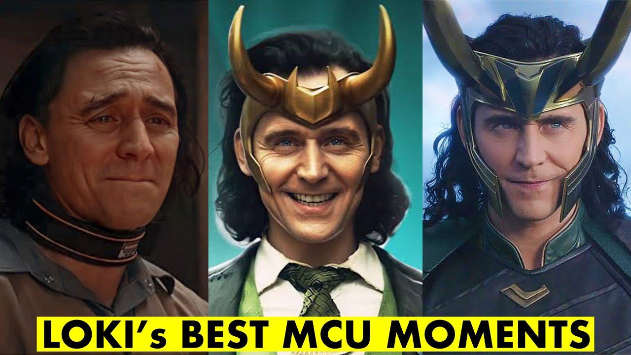 Top 10 Loki Moments In Marvel Cinematic Universe   SuperHero Talks