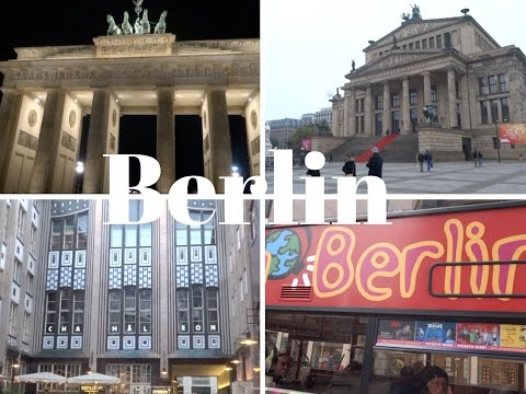 VLOG | Berlin with the Chamäleon Theatre | Sincerely, Amy