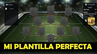 MI PLANTILLA PERFECTA DE FIFA 15 | Ultimate Team | DjMaRiiO