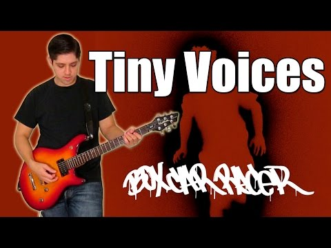 Box Car Racer - Tiny Voices (Instrumental)